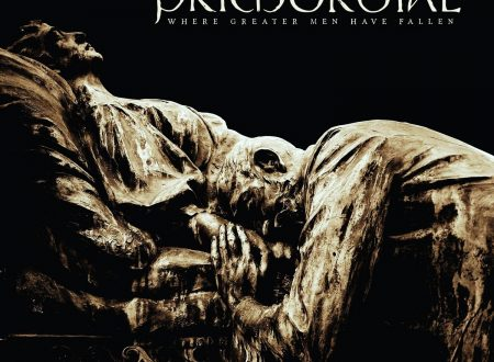 "Primordial – ""Where Greater Men Have Fallen"" (2014)"