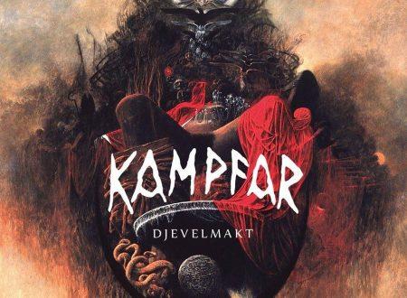 """Kampfar – """"Djevelmakt"""" (2014)"""