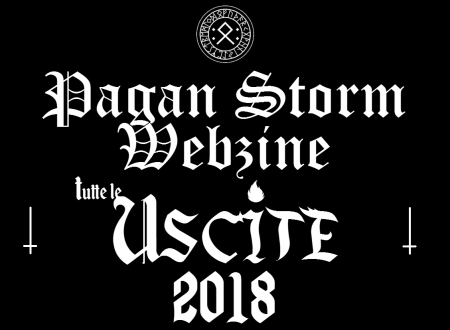 Dischi in Uscita 2018