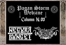 Column N.03 – Negură Bunget & Arkona (2016)