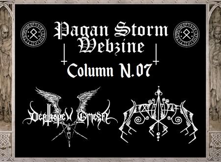 Column N.07 – Deathspell Omega & Downfall Of Nur (2016)