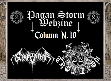 Column N.10 – Grafvitnir & Trolldom (2016)