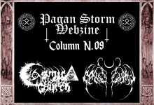 Column N.09 – Cosmic Church & Nightbringer (2017)