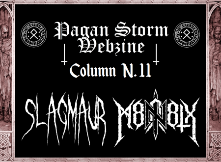 Column N.11 – Slagmaur & M8l8th (2017)