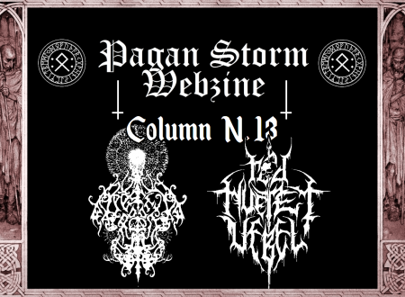 Column N.13 – Bestia Arcana & Tod Huetet Uebel (2017)