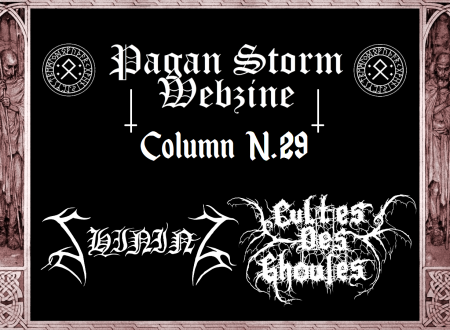 Column N.29 – Shining & Cultes Des Ghoules (2017)