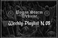 Weekly Playlist N.05 (2017)