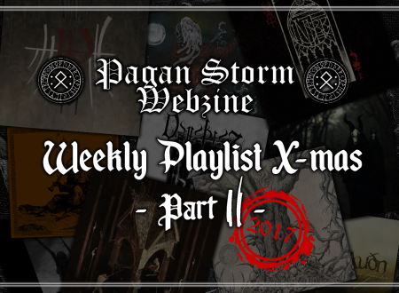 Weekly Playlist X-Mas – Part II (2017)