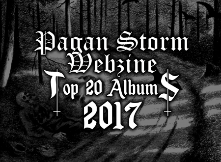 Top 2017 Redazione Pagan Storm Webzine