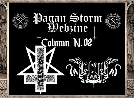 Column N.02 – Abigor & Arkona (2018)
