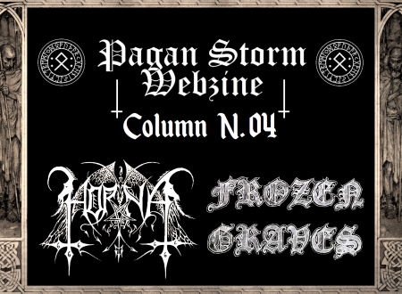 Column N.04 – Horna & Frozen Graves (2018)