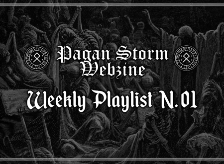 Weekly Playlist N.01 (2018)
