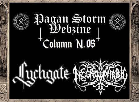 Column N.05 – Lychgate & Necrophobic (2018)