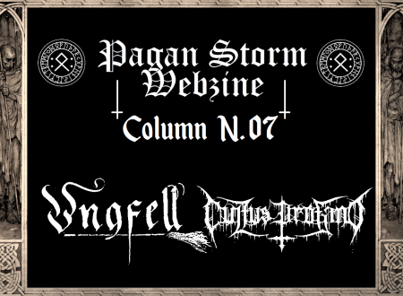 Column N.07 – Ungfell & Cultus Profano (2018)