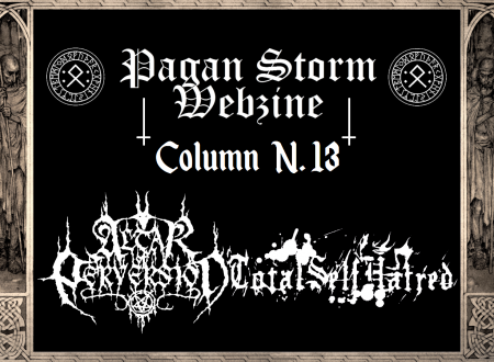 Column N.13 – Altar Of Perversion & Totalselfhatred (2018)