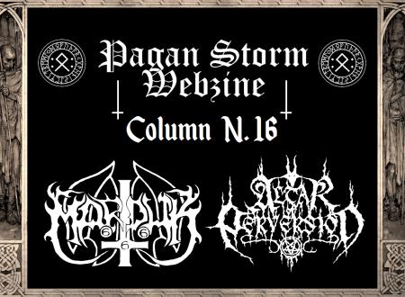 Column N.16 – Marduk & Altar Of Perversion (2018)