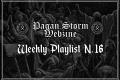 Weekly Playlist N.16 (2018)