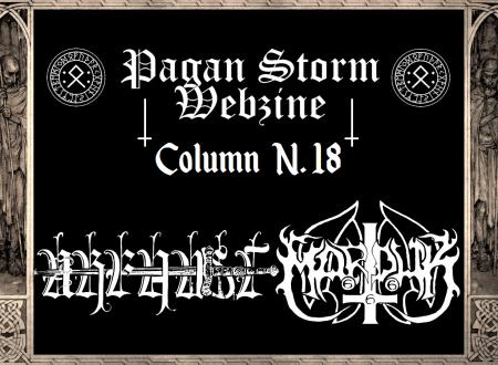 Column N.18 – Urfaust & Marduk (2018)