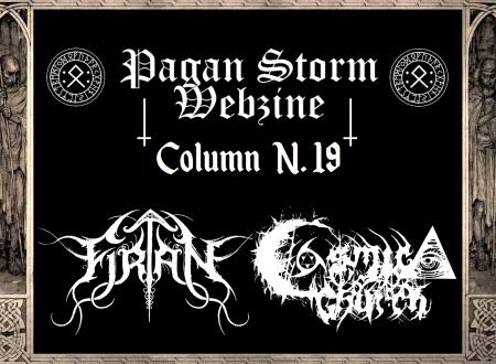 Column N.19 – Firtan & Cosmic Church (2018)