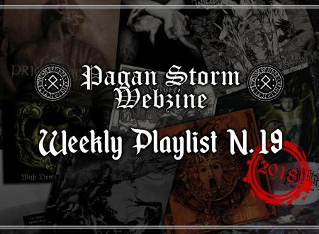 Weekly Playlist N.19 (2018)