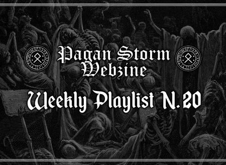 Weekly Playlist N.20 (2018)
