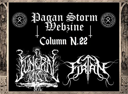 Column N.22 – Funeral Mist & Firtan (2018)