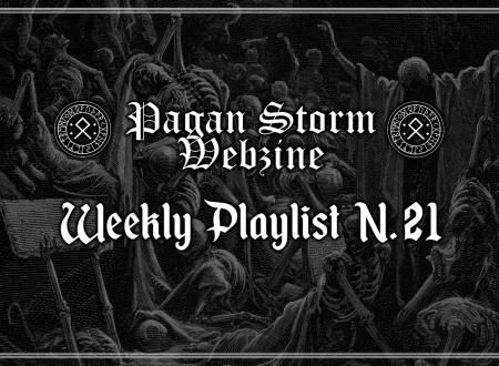 Weekly Playlist N.21 (2018)