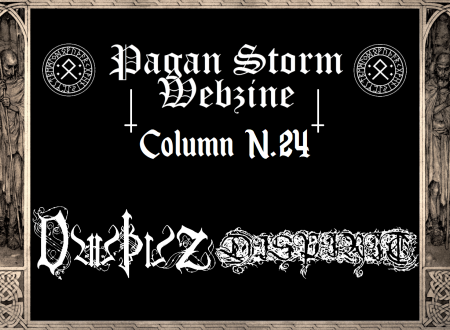 Column N.24 – Dauþuz & Dispirit (2018)