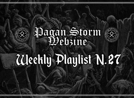 Weekly Playlist N.27 (2018)