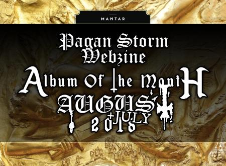 Agosto (+ Luglio) 2018 – Mantar