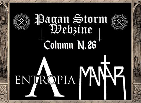 Column N.26 – Entropia & Mantar (2018)