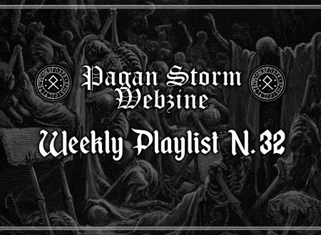 Weekly Playlist N.32 (2018)