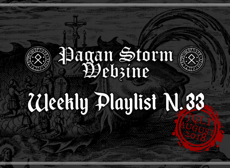 Weekly Playlist N.33 (2018)