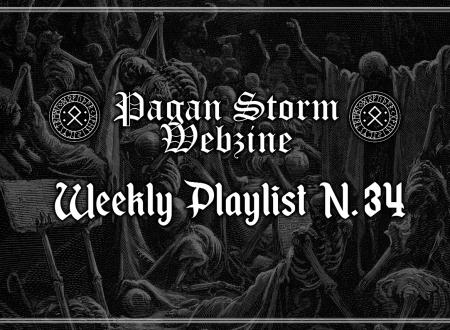 Weekly Playlist N.34 (2018)