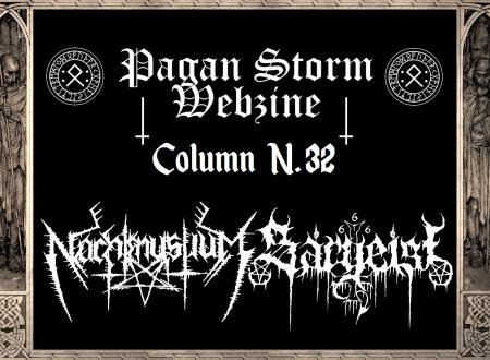 Column N.32 – Nachtmystium & Sargeist (2018)