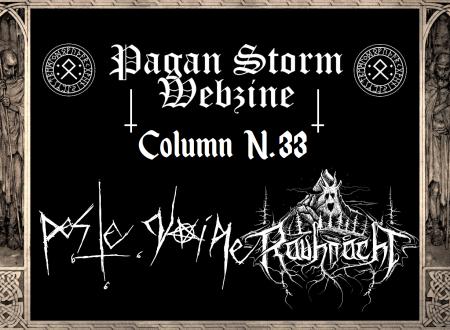 Column N.33 – Peste Noire & Rauhnåcht (2018)