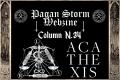 Column N.34 - Ofdrykkja & Acathexis (2018)