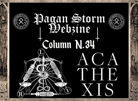Column N.34 – Ofdrykkja & Acathexis (2018)