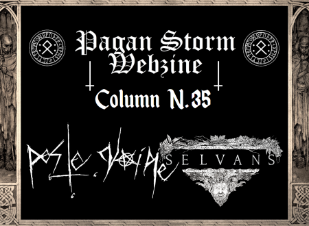 Column N.35 – Peste Noire & Selvans (2018)