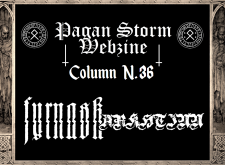 Column N.36 – Fyrnask & Arkhtinn (2018)