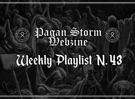 Weekly Playlist N.43 (2018)