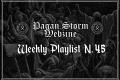 Weekly Playlist N.45 (2019)
