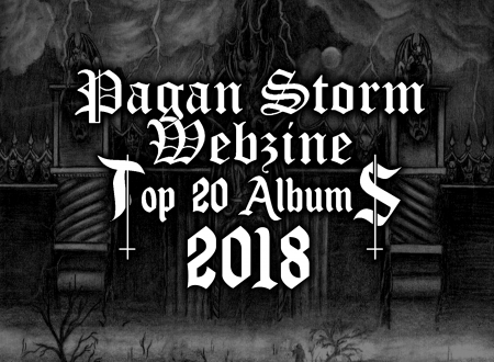Top 2018 Redazione Pagan Storm Webzine