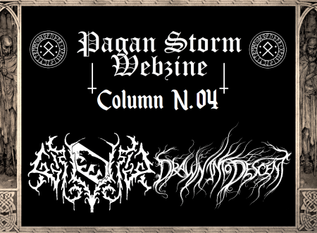 Column N.04 – Grusig & Drawn Into Descent (2019)