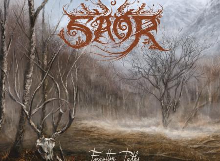 """Saor – """"Forgotten Paths"""" (2019)"""