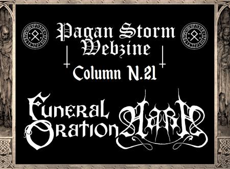 Column N.21 – Funeral Oration & Aara (2019)