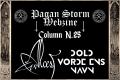 Column N.25 – Alcest & Dold Vorde Ens Navn (2019)