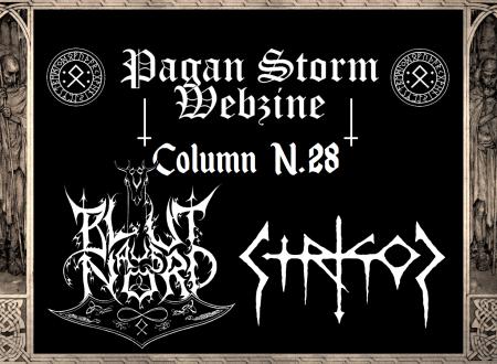 Column N.28 – Blut Aus Nord & Strigoi (2019)