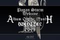 Ottobre 2019 - Alcest