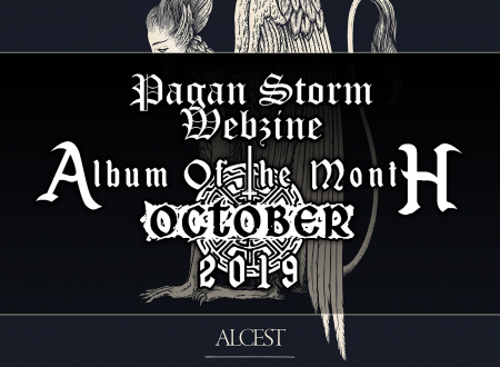 Ottobre 2019 – Alcest